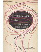 Psychoanalysis and History - Bruce Mazlish