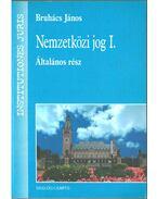 Nemzetközi jog I. - Bruhács János