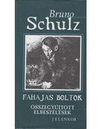 Fahajas boltok - Bruno Schulz