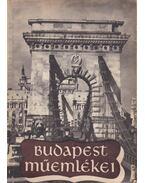 Budapest műemlékei - Sódor Alajos, Zádor Mihály