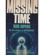 Missing Time - Budd Hopkins