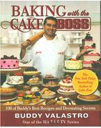 Baking with the Cake Boss - Buddy Valastro