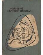 Korszerü házi betegápolás - Buga László