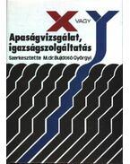 X vagy Y - Bujdosó Györgyi (szerk.)