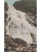 Bullea-Wasserfall (képeslap)