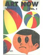 Art Now vol. 1 (Posterbook) - Burkhard Riemschneider