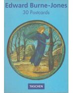Edward Burne-Jones (30 Postcards) - Burkhard Riemschneider
