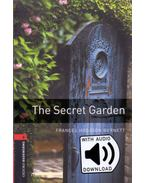 The Secret Garden - mp3 pack - Burnett, Francis Hodgson, Clare West