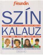 Színkalauz - Buscher, Christel