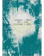 Lumina-fény-víz-apa-culoare-szín - Butak András