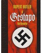 A Gestapo története - Butler, Rupert