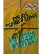 Inside Information - C. Gelderman-Curtis, R. Niks-Corkum