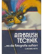 Airbrush Technik - C. Michael Mette