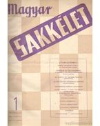 Magyar sakkélet VIII. évf. (teljes évfolyam) - Tóth László