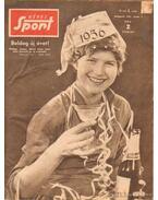 Képes Sport 1956. III. évfolyam (teljes) - Pásztor Lajos
