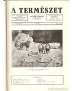 A természet 1940. XXXVI. évf. (teljes) - Nadler Herbert