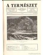 A természet 1936. XXXII. évf. (teljes) - Nadler Herbert