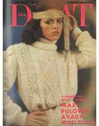 Ez a Divat 1982-es teljes évfolyam - Zsigmond Márta (szerk.)