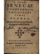 Cordvbensis, philosophi svmmi flores - Seneca