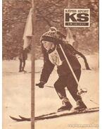Képes Sport 1967. XIV. évfolyam (teljes) - Kutas István