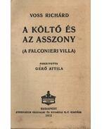 A költő és az asszony - Voss, Richard