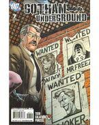 Gotham Underground 7. - Calafiore, Jim, Tieri, Frank