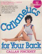 Callanetics for Your Back - Pinckney, Callan
