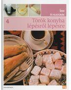 Török konyha lépésről lépésre - Campos Jiménez Mária (Szerk.)