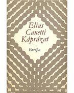Káprázat - Canetti, Elias