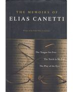 The Memoirs of Elias Canetti - Canetti, Elias