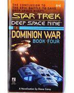 The Dominion War Book 4 - ...Sacrifice of Angels - Carey, Diane