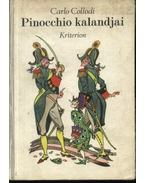 Pinocchio kalandjai - Carlo Collodi