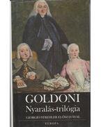 Nyaralás-trilógia - Carlo Goldoni