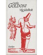 Vígjátékok - Carlo Goldoni