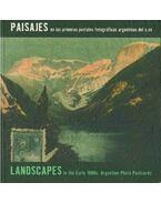 Paisajes en las primeras postales fotográficas argentinas del s.xx - Carlos Masotta