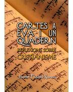 Cartes a Eva i un quadern (dedikált) - Jaume Piulats Xancó