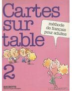 Cartes sur table 2 - Richterich, René, Suter, Brigitte