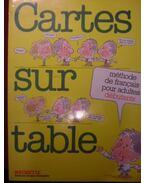 Cartes sur table - Richterich, René, Suter, Brigitte
