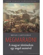 Megmaradni - Cartledge, Bryan