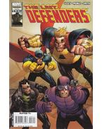 The Last Defenders No. 3. - Casey, Joe, Muniz, Jim