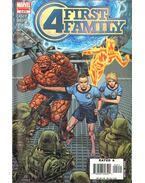 Fantastic Four: First Family No. 2 - Casey, Joe, Weston, Chris