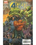 Fantastic Four: First Family No. 3 - Casey, Joe, Weston, Chris