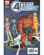 Fantastic Four: First Family No. 4 - Casey, Joe, Weston, Chris