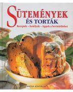 Sütemények és torták - Casparek-Türkkan, Erika, Casparek, Petra, Almássy Ágnes (szerk.)