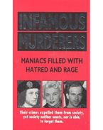 Infamous Murderers - Maniacs Filled with Hatred and Rage - Castleden, Rodney