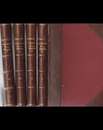 Az elmés nemes Don Quijote de la Mancha. Fordította Győry Vilmos. Bevezette Wildner Ödön. 2. kiadás. 1–4. kötet. [Teljes.] - Cervantes Saavedra, Miguel de