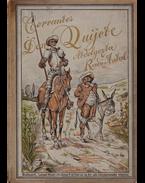Don Quijote de la Mancha. Cervantes után átdolgozta Radó Antal. Doré Gusztáv rajzaival. (Illusztrált.) - Cervantes Saavedra, Miguel de, Radó Antal