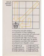 Encyclopaedia of Chess Middlegames - Combinations - Tajmanov, Mark, B. Parma, A. Livsic, Nikolai Krogius