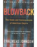 Blowback - Chalmers Johnson