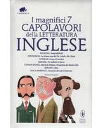 I magnifici 7 capolavori della lettertura inglese - Charles Dickens, Robert Louis Stevenson , Joseph Conrad, Jerome, J. K., CONAN DOYLE, SIR ARHTUR, D. H. Lawrence